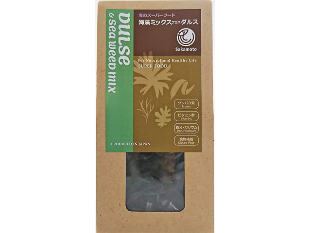 海藻ミックスプラスダルス(乾燥品)